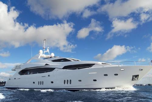 Sunseeker 34 Metre Yacht 10498