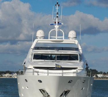 Sunseeker 34 Metre Yacht 10500