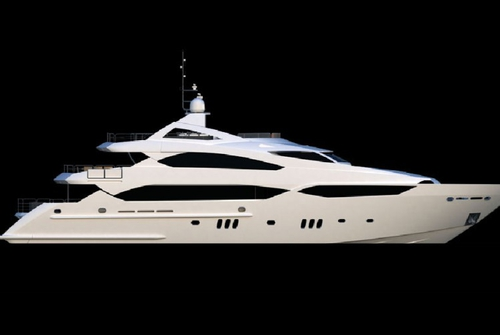 Sunseeker 40 Metre Yacht 10563