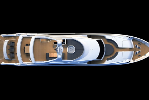 Sunseeker 40 Metre Yacht 10564