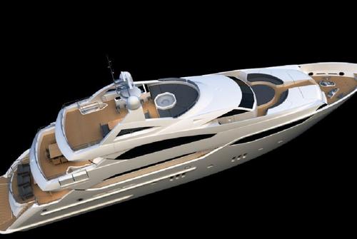 Sunseeker 40 Metre Yacht 10565