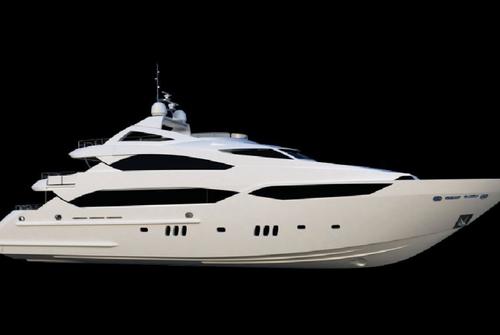 Sunseeker 40 Metre Yacht 10566