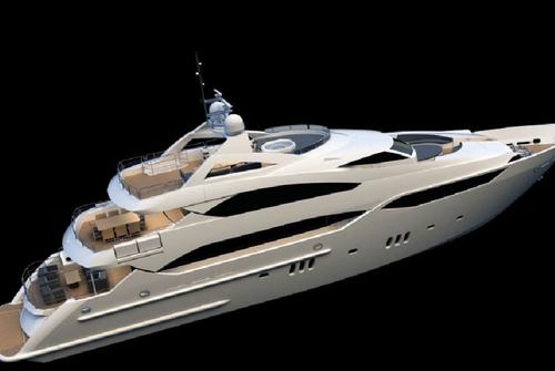 Sunseeker 40 Metre Yacht 10567