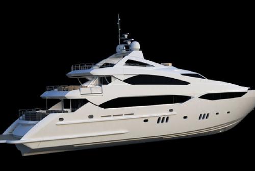 Sunseeker 40 Metre Yacht 10568