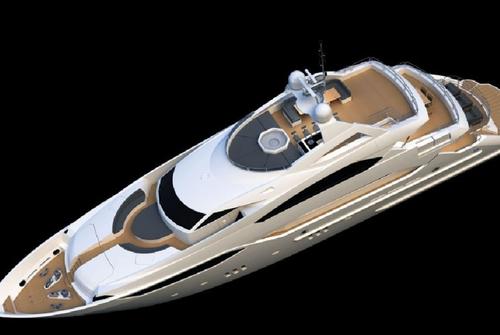 Sunseeker 40 Metre Yacht 10569