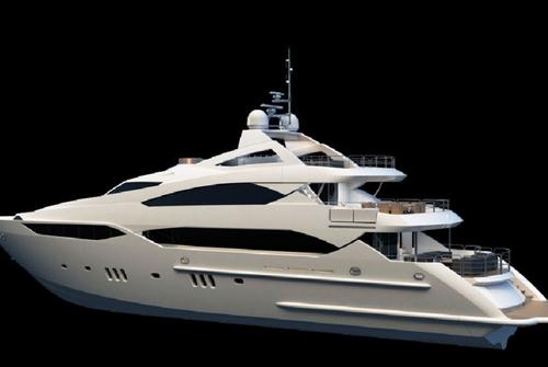 Sunseeker 40 Metre Yacht 10570