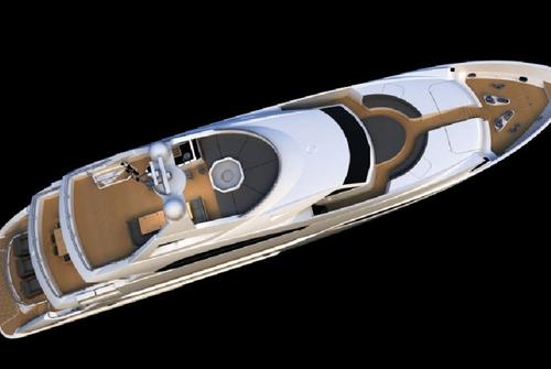 Sunseeker 40 Metre Yacht 10571