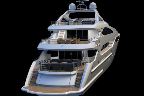 Sunseeker 40 Metre Yacht 10572