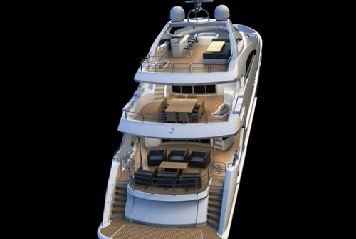 Sunseeker 40 Metre Yacht 10573