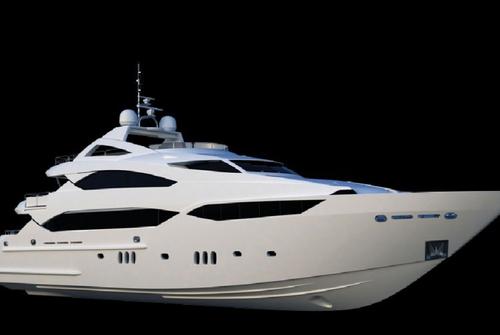 Sunseeker 40 Metre Yacht 10574