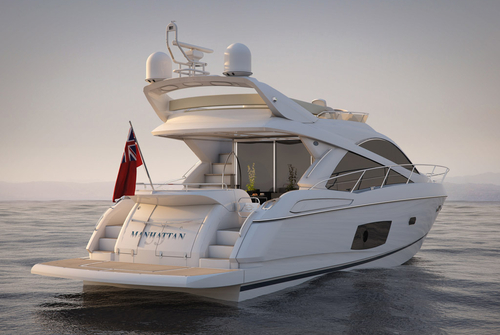 Sunseeker Manhattan 53 11161