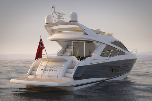 Sunseeker Manhattan 53 11163