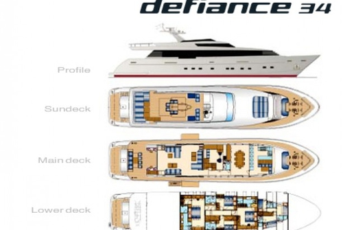 Tecnomar Defiance 34 1480