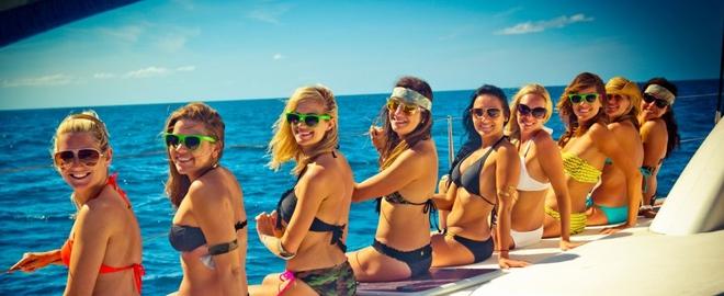 Прогулки на яхте - увлекательное приключение