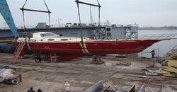 яхта круизная